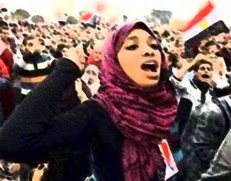 egypt tahrir square 2011