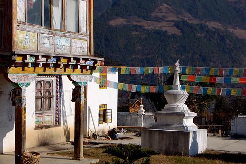 Tibetan monastery, Bing Zhong Luo
