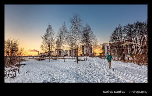 trees winter snow ski ice sunrise finland helsinki swamp arabia fields talvi arabianranta canon5dmarkiii mygearandme grury
