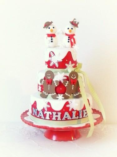 Christmas Birthday Cake Images : Christmas birthday cake Flickr - Photo Sharing!