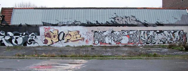 Reone / Ripo / Horphee / Tomek