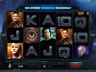 Battlestar Galactica Slot Machine