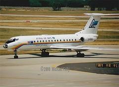 Atyrau Air Ways        Tupolev TU134                    UN-65069