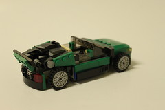LEGO Marvel Super Heroes Spider-Man: Spider-Cycle Chase (76004)