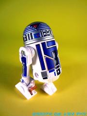 Blue R7 Series Astromech Droid