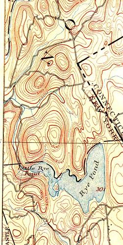 1899 USGS Map