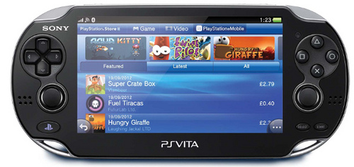 PlayStation Mobile Vita Store
