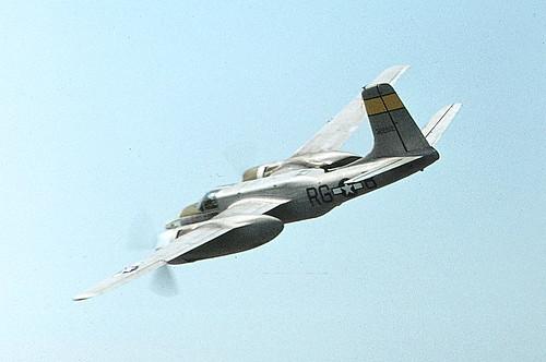 A-26 Invader N3710G