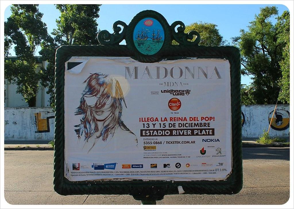 buenos aires billboard madonna