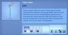 Trips Lamp