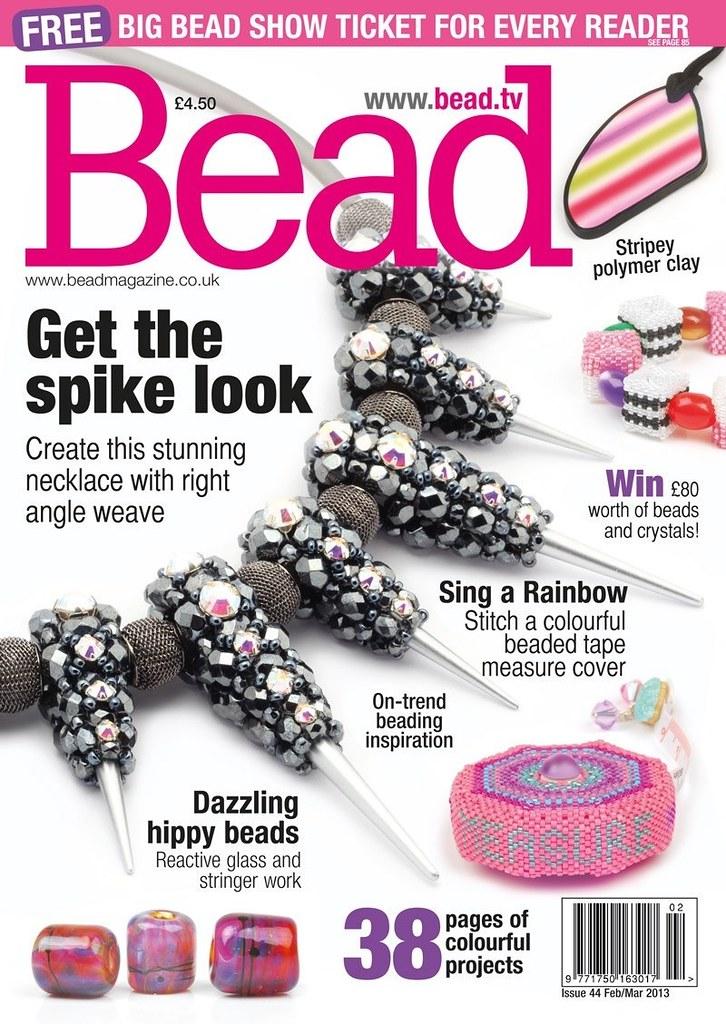 Bead magazine issue 44 feb//March 2013