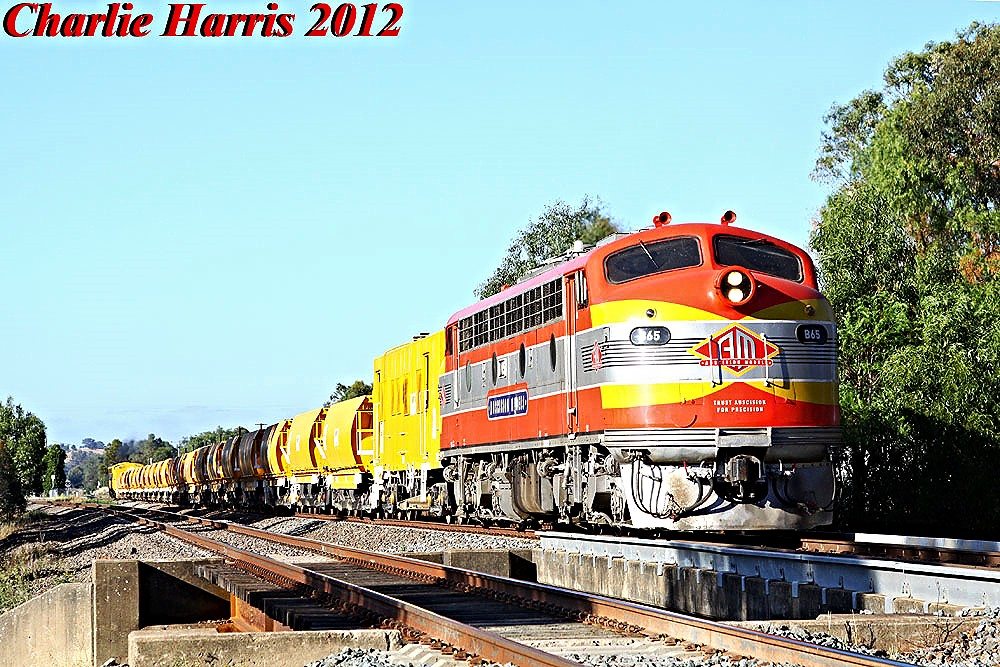 SSR B65 on # Avenel sm on Sunday 30-12-2012 by Charlie Harris