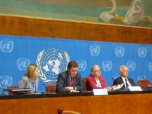 Press conference on European economic crisis