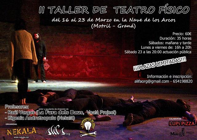 II Taller de Teatro Físico