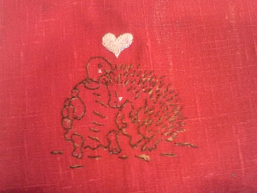 hedgie & turtle Valentines