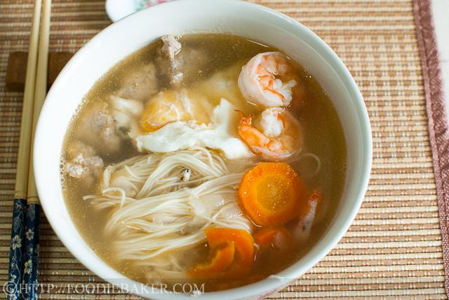 Mee Sua Soup