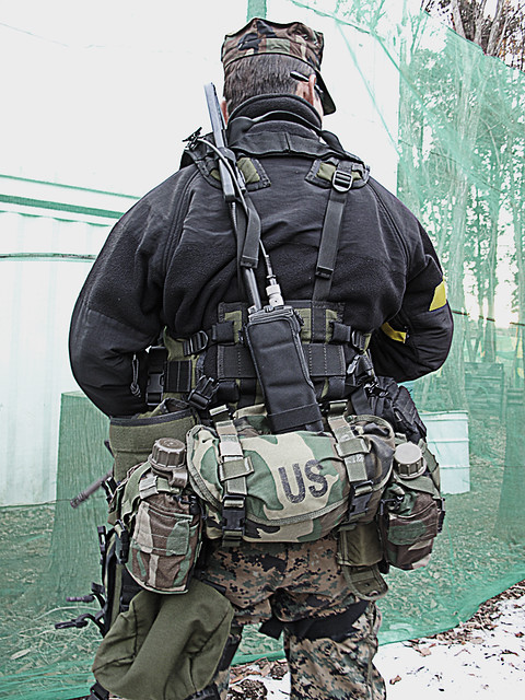 Force Recon - Back