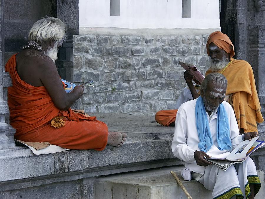 Аруначала и Тируваннамалай - путешествия по Индии