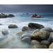 Storm Light, Porth Nanven by George-Edwards