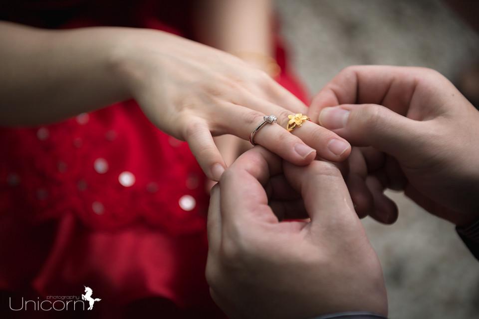 《婚攝一条》濟仰 & 芊妤 / 自宅純儀式
