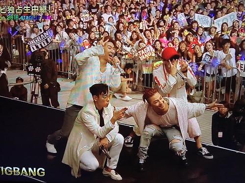 BIGBANG A-Nation Tokyo Screencaps 2016-08-27 (6)