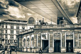 Vienna - Albertina Museum