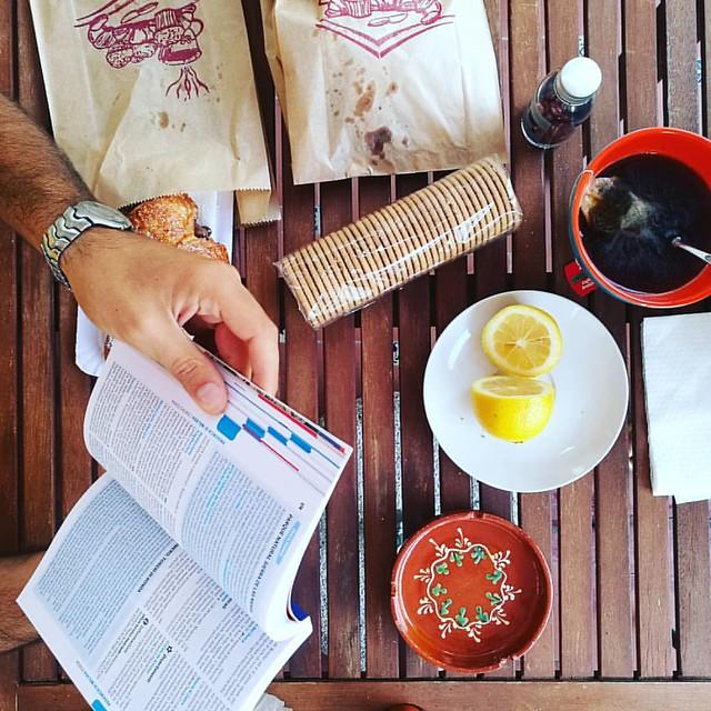 Breakfast in Malaga #breakfastpic #malaga #andalusia #andalusiaconituoiocchi