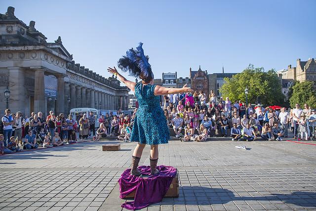 Edinburgh Festival Fringe 2016