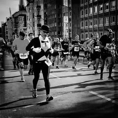 Formal Attire for the Berlin Marathon