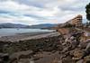 Bajamar en la bahía
