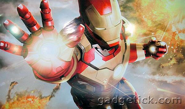 Железный Человек 3 трейлер