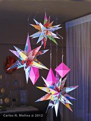 Stars and Jewels - Paper Polyhedra