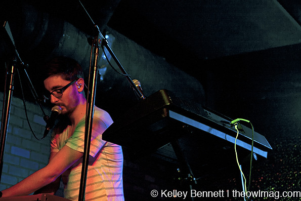 Alt-J @ Bottom of the Hill, SF, 12/11/12