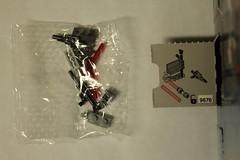 LEGO Star Wars 2012 Advent Calendar (9509) - Day 14: Weapons Rack