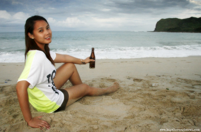 Mico in Blue Lagoon Mair-Ira Point Pagudpud Ilocos Norte