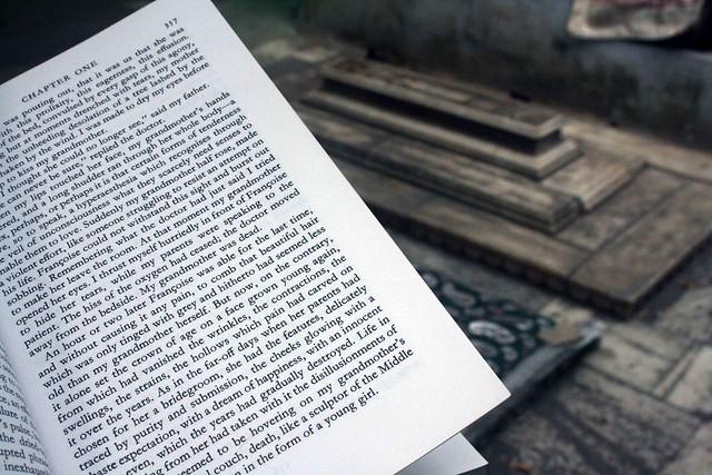 City Reading – The Delhi Proustians XXXV, Mehrauli