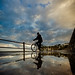 The Cloud Cyclist by s0ulsurfing