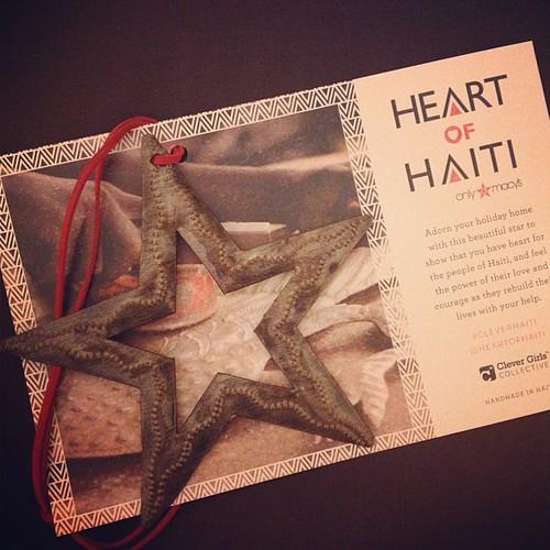 #heartofhaiti #spon #cleverhaiti
