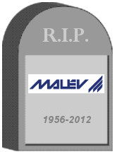 MALEV Tombstone