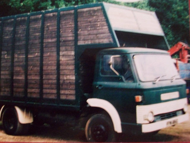 Ford D Series, FPW 486C.