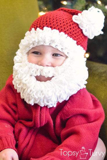 double-loop-crochet-santa-beard-hat-free-pattern