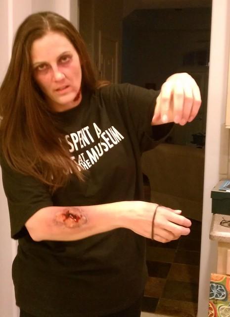Zombie Nicole