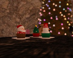 :::Last Ride::: Christmas mini cake