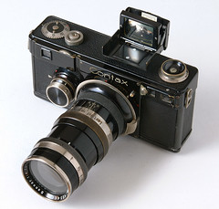 Contax rangefinder - Camera-wiki org - The free camera