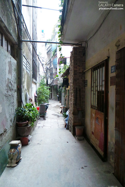mike homestay alley