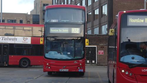 MCV DD103 (London United)