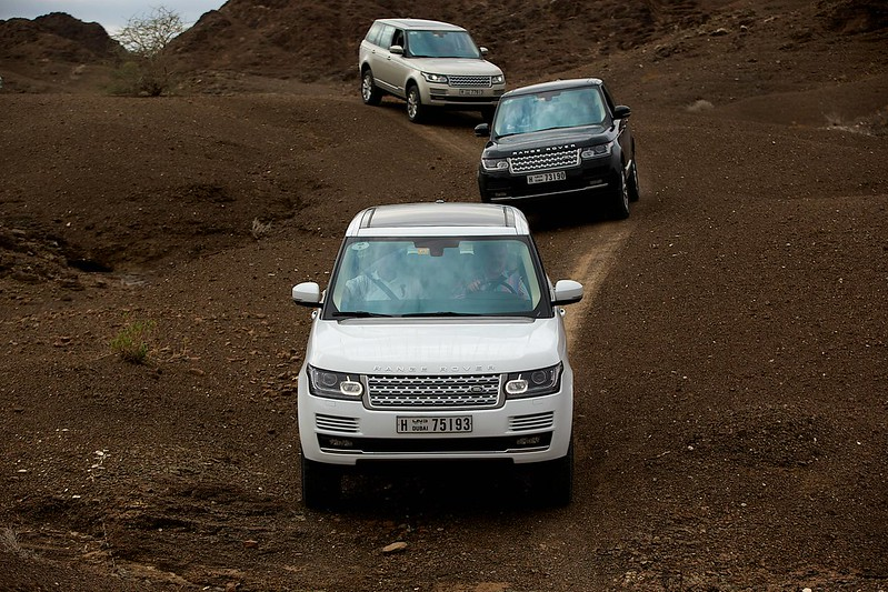 2013 Range Rover Vogue Supercharged Wadi2