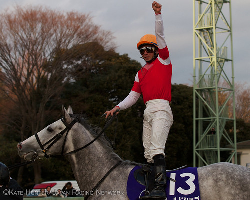 Gold Ship wins the Arima Kinen