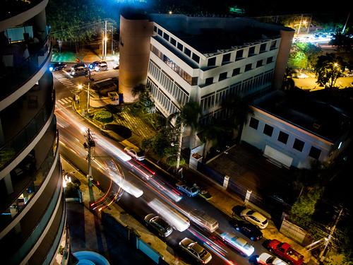 Santa Domingo Traffic by elgromito