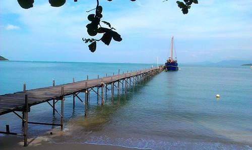 Koh Samui Bigbuddha Pier サムイ島 ビッグブッダピア